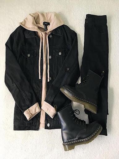 Teen Outfits Ideas For Girls 1.0 screenshots 5