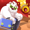 Bear Racing - Racing Battle on the Road icon