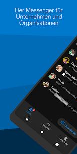 Threema Work. Sicheres Enterprise-Messaging Screenshot