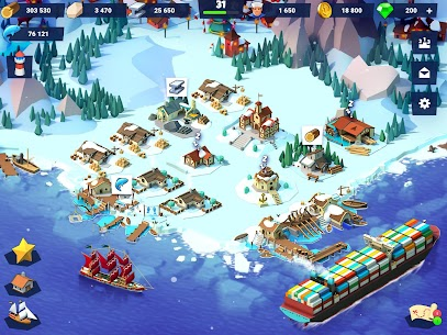 Sea Port: Ship Trade and Strategy Simulator 9