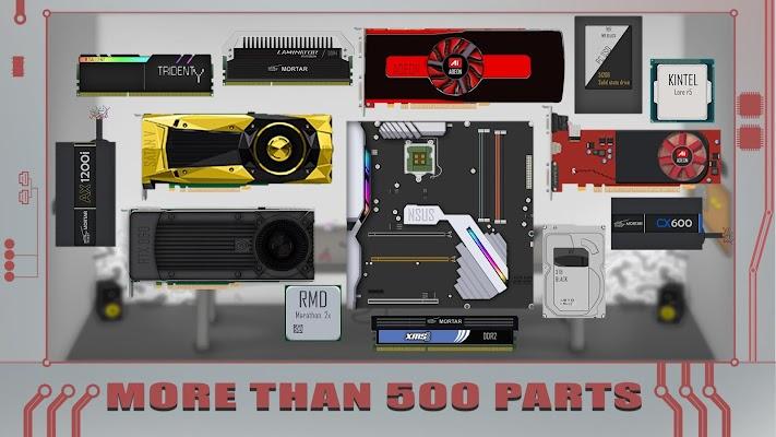 PC Architect Advanced Screenshot Image