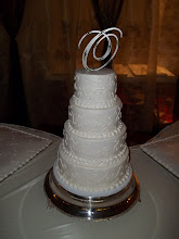 Photo: 4-Tier Round Scrolled Elegance (135 servings)