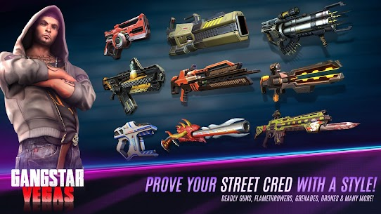 Gangstar Vegas: World of Crime 4