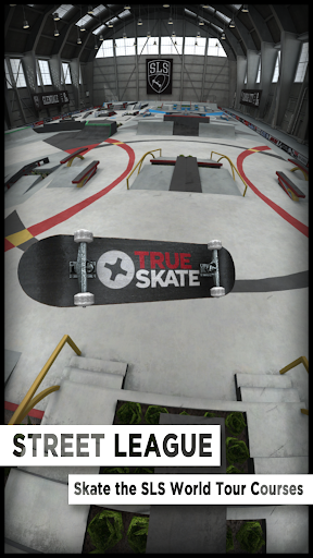 True Skate apktram screenshots 3