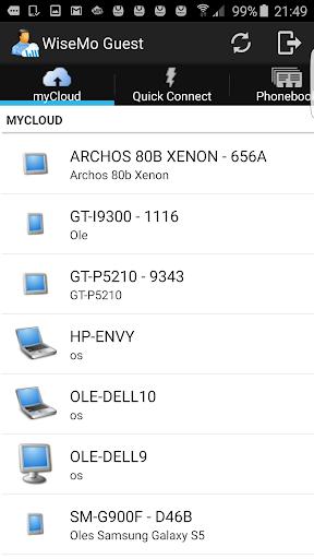 Remote Desktop Guest 10.50