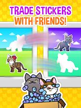 My Cat Album - Adorable Kitty Sticker Book screenshot thumbnail