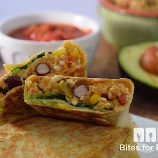 Tex-Mex Quinoa Burritos