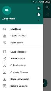 X Plus Messenger 2