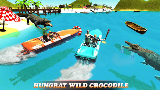 Real Hungary Wild Crocodile Attack 2017 image | 10
