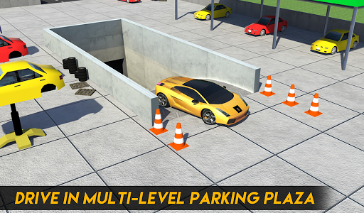 Multi-Storey Car Parking Spot 3D: Auto Paint Plaza filehippodl screenshot 13