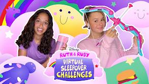 Ruth & Ruby Virtual Sleepover Challenges thumbnail