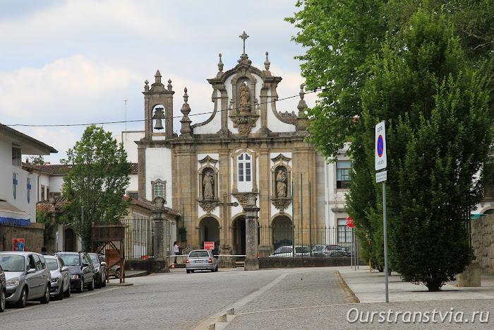 Достопримечательности Гимарайнша, Португалия
