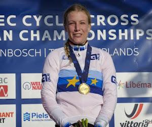 """Annemarie Worst haalt herinneringen op aan haar triomf op vorig EK: """"Ik wil graag mijn titel verlengen"""""""