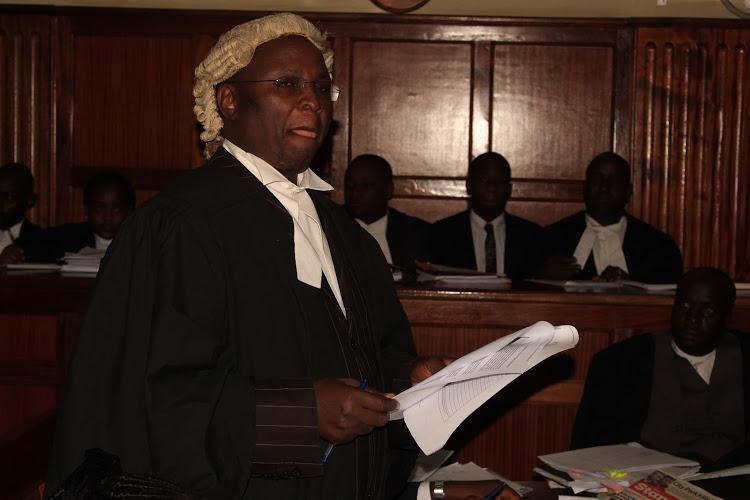 Lawyer Nyakundi spends night at Muthaiga police station