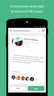 Weave - Local Networking- screenshot thumbnail