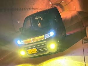 ワゴンRスティングレー MH23Sのカスタム事例画像 REN「蓮夢會」  team   8000さんの2020年12月06日01:23の投稿