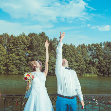 Wedding photographer Sergey Krivopuskov (krivopuskov). Photo of 16.07.2015