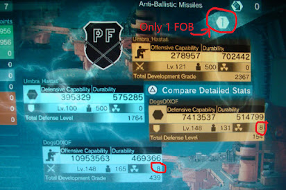 Permanent Nukes on MGSV: TPP PS3 (and other consoles?)