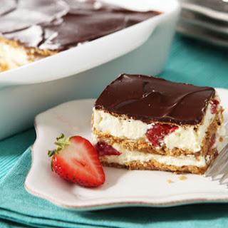 No Bake Strawberry Desserts Recipes.