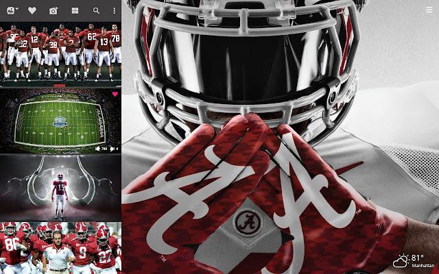 Alabama Crimson Tide Football HD Wallpapers