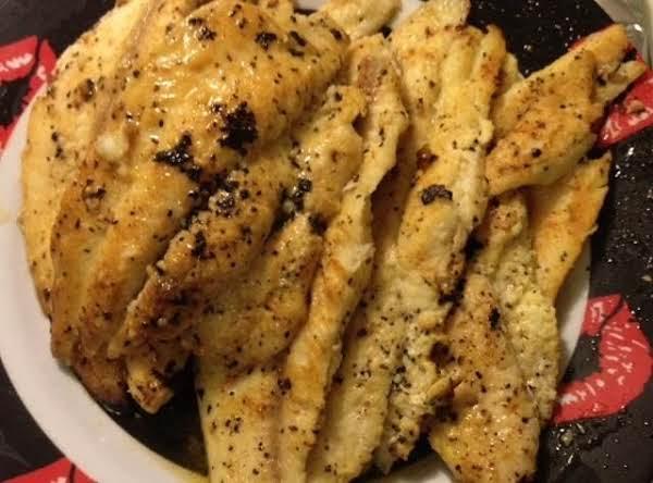 Lemon Grilled Catfish