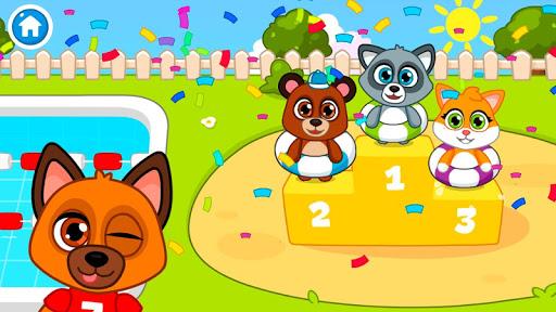 kindergarten - animals screenshots 6
