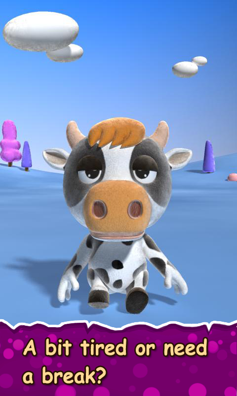 Talking Calf- screenshot