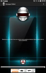 Talking Robot in Turkish - náhled