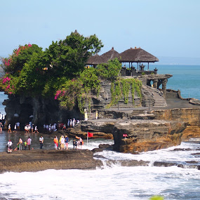 Tanah Lot by Anita Elers-Cooper - Landscapes Travel ( bali, indonesia, tanah lot )