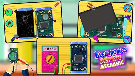 Electronics Repair Mechanic Shop 1.0.3 screenshots 2
