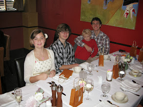 Photo: Lillie, Hansen, Jack and Preston
