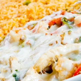 Copycat On The Border Mexican Casserole