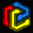 Cube Connect: Connect the dots icon