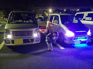ワゴンR MC11S RR  Limited のカスタム事例画像 ガンダムワゴンRさんの2018年12月09日17:31の投稿