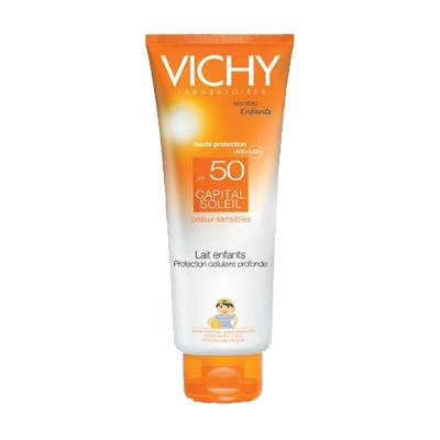 vichy capital soleil kids spf 50+ 300ml