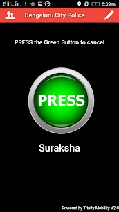 SURAKSHA-Bengaluru City Police App Download For Android and iPhone 5