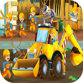Kids Games: Construction Truck