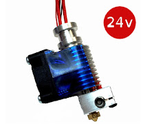 E3D All-metal v6 HotEnd Full Kit 3.00mm Direct (24v)
