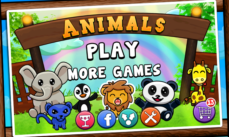 Animals- screenshot