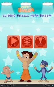 Sliding Puzzle With Bheem screenshot 5