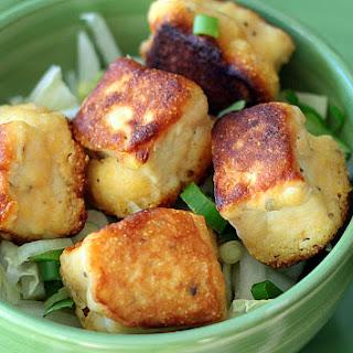 Fried Tofu Bites