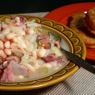 Ham And Beans With Ham Bone Recipes.