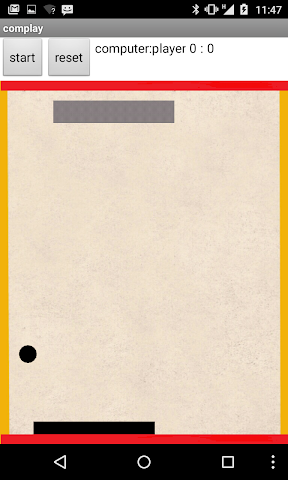android 창민이의 Ping? Pong! Screenshot 5