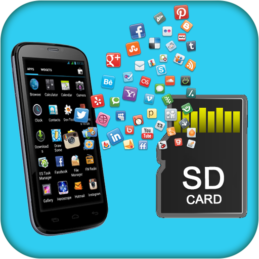 Phone to SD card Mover - App Mover - Apps on Google Play