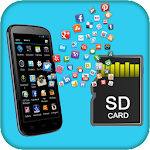 Phone to SD card Mover - App Mover 1.8
