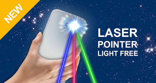 Laser Pointer light free Prank