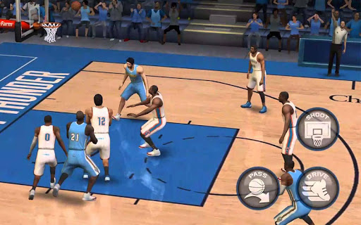提示 NBA LIVE Mobile 指南