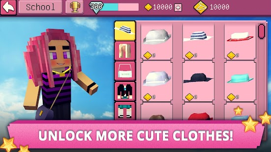 Dress Up Craft: Fashion Design Games for Girls - náhled