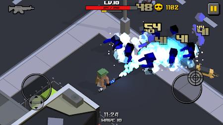 Cube Zombie War 1.2.2 screenshot 522657