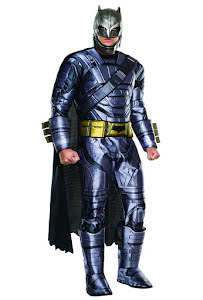 Dräkt Batman armored, deluxe